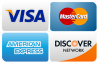 Most Major Credit Cards