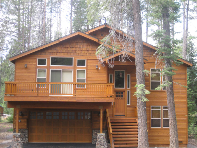 Stain service in Tahoe truckee