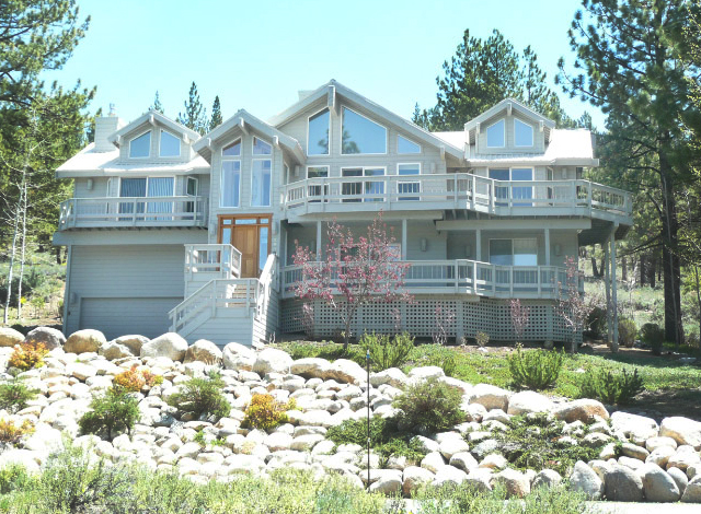 Painters in Tahoe Truckee