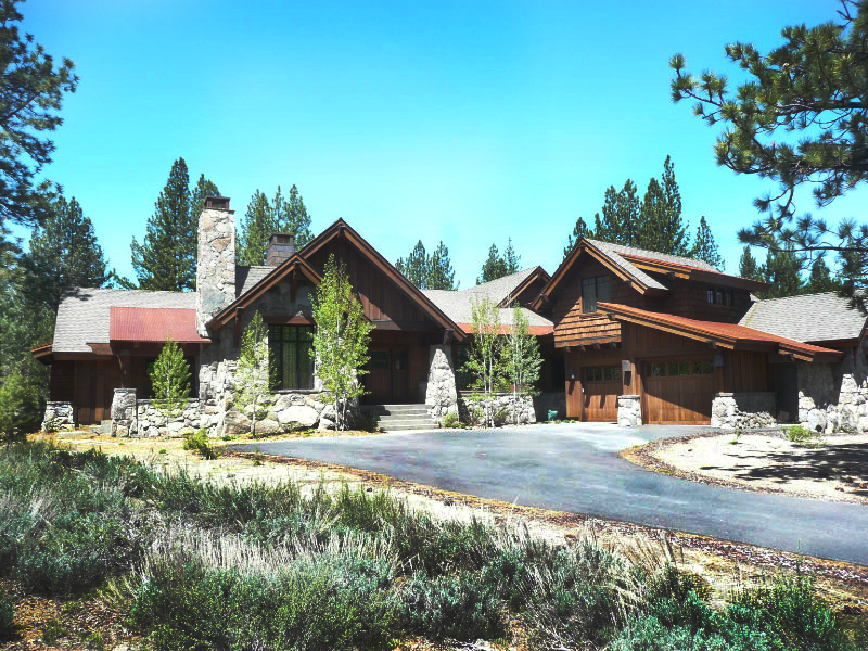 Stain ans Stone Treatment Truckee Tahoe